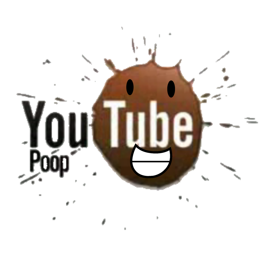 Youtube Poop Logo in object show edition