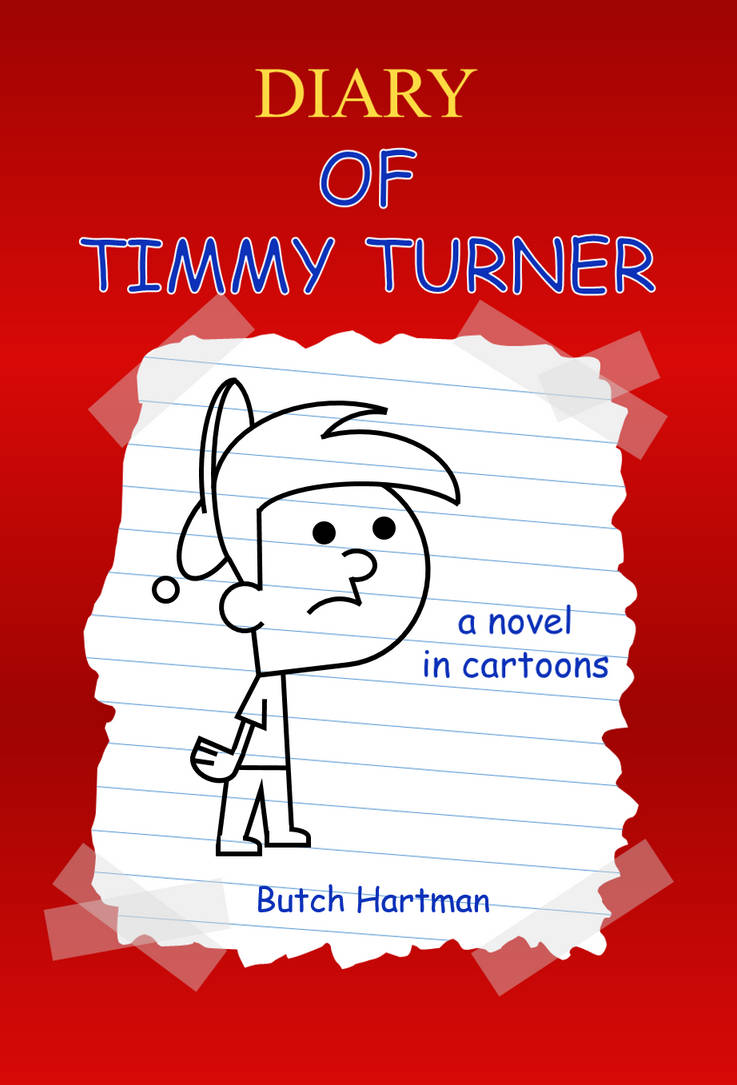 DIARY OF TIMMY TURNER by BrownPen0