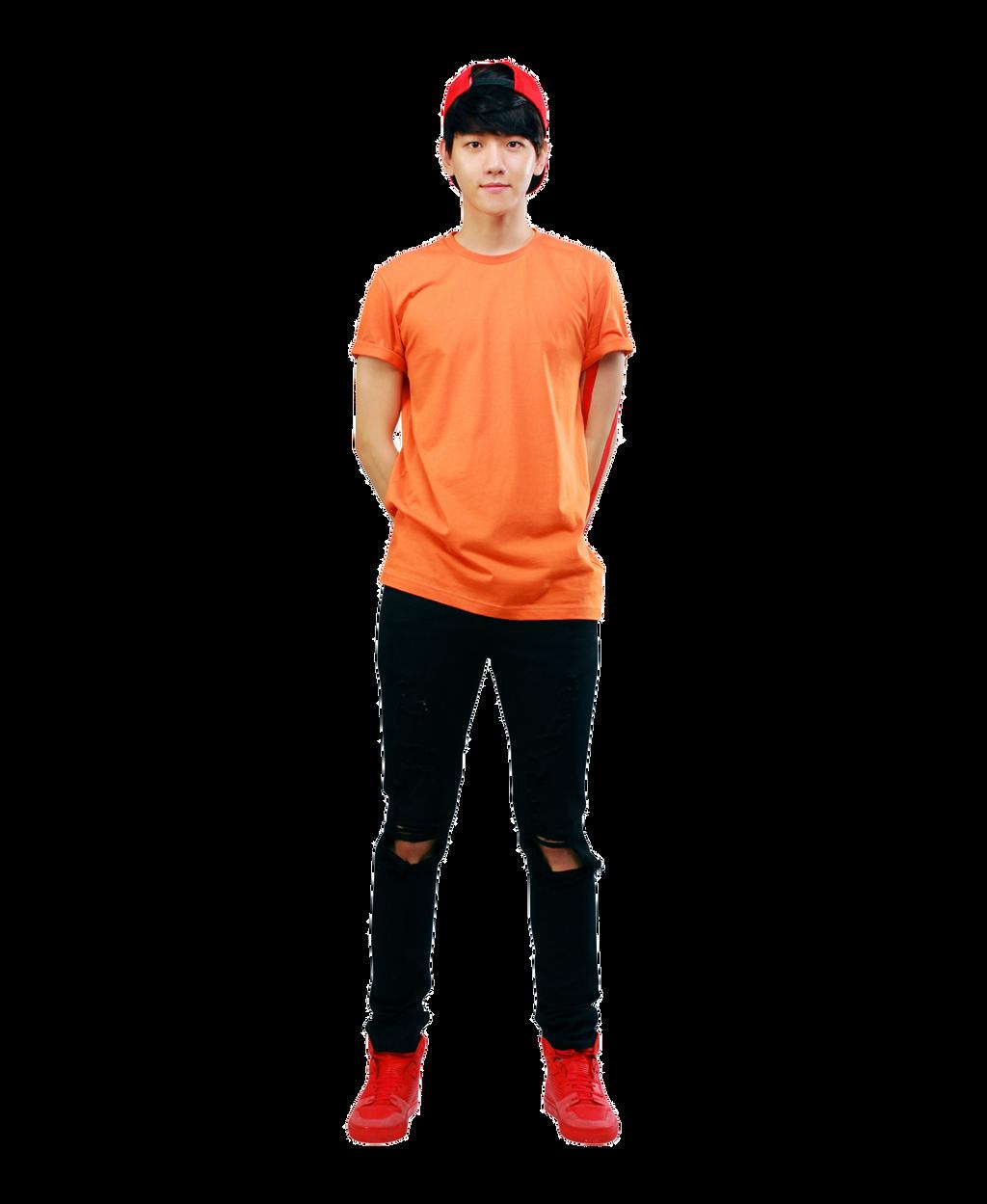 render exo baekhyun by regine22 on deviantart