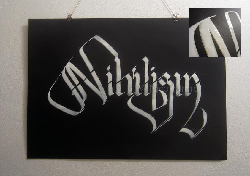 nihilism by backhendl