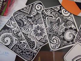 card designs by yael360