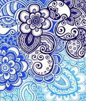 Happy Blues by yael360