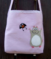 Mouse from spirited away bag by yael360