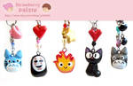 Studio Ghibli Charms