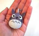 Totoro in my hand