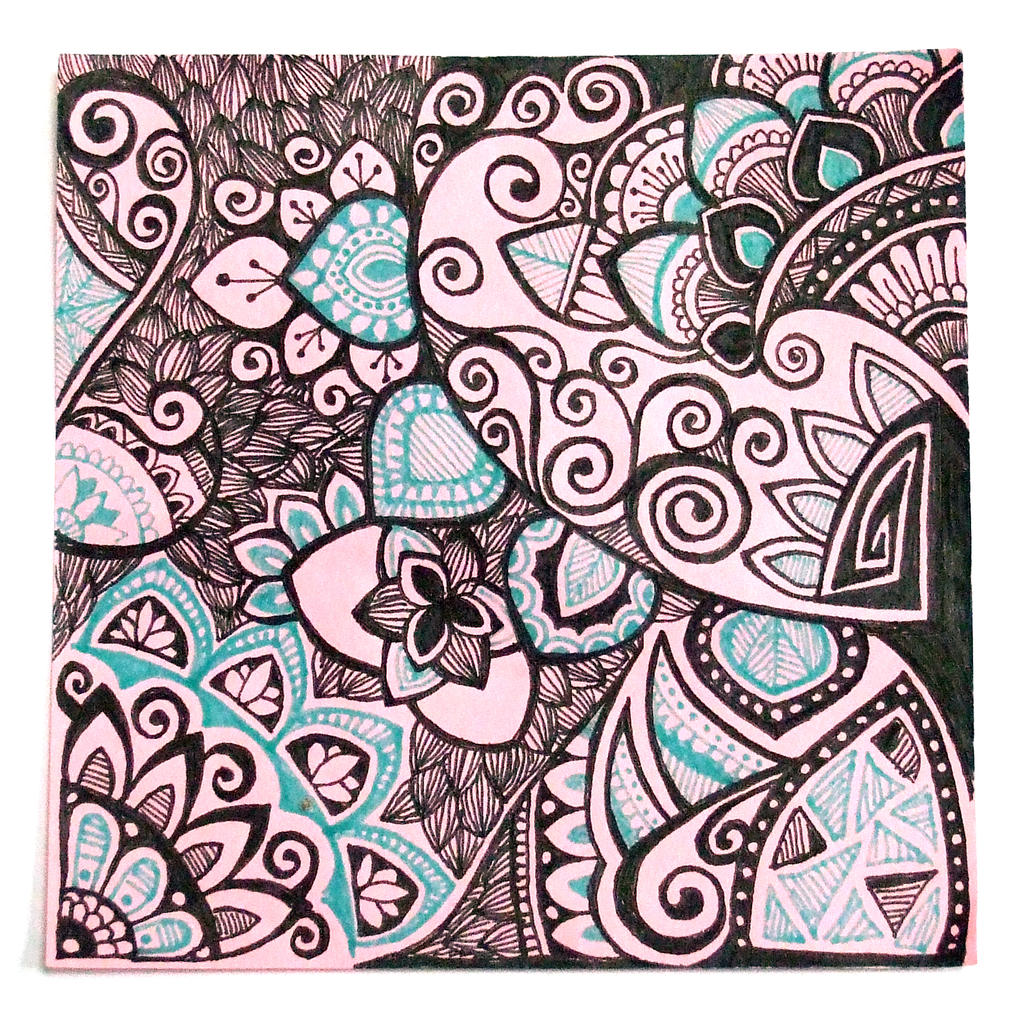 Drawing Doodle Art Ink With Lots Of Black By Yael360 On DeviantArt