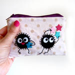 Catch the stars - soot pouch