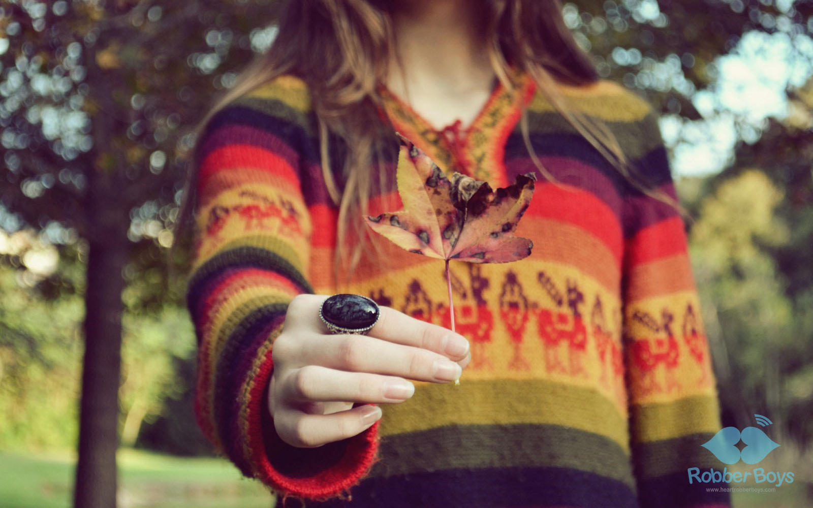 Girl-hand-ring-leaf-mood-hd-wallpaper by salsid on DeviantArt