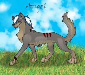 angel - request by animalslove