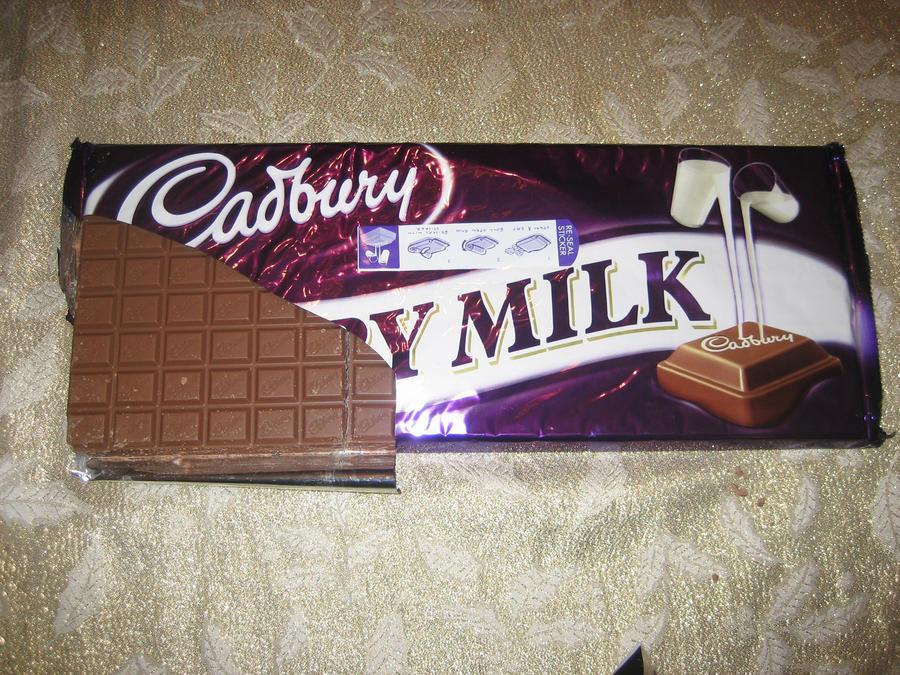 Giant Chocolate Bar by I-Am-Not-Not-Kira on DeviantArt