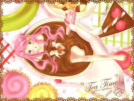 Tea Time by DanPopu