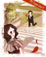 Valentine's DAY 2012 by DanPopu
