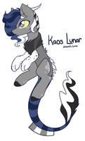 NG: Kaos Lunar by kaatseye