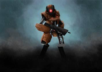 Bounty hunter XR by JC023
