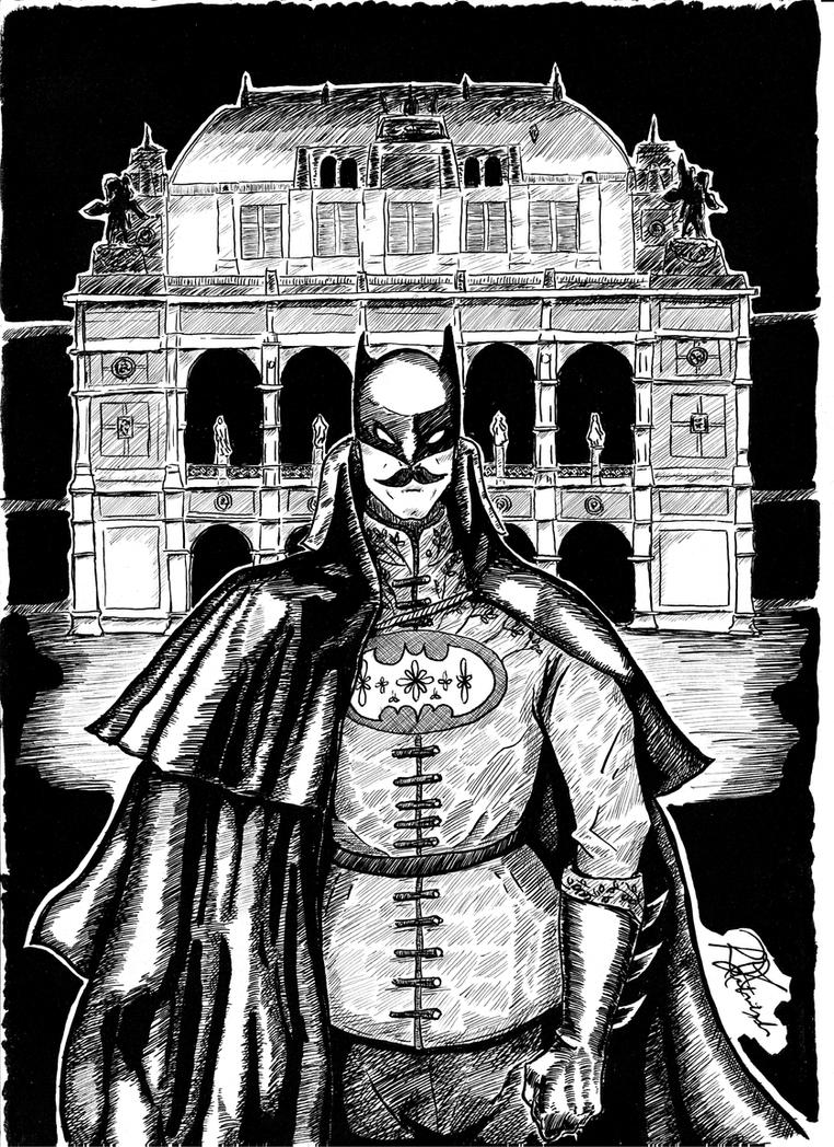 Hungarian Batmanpsody no. 1 by Argamenax
