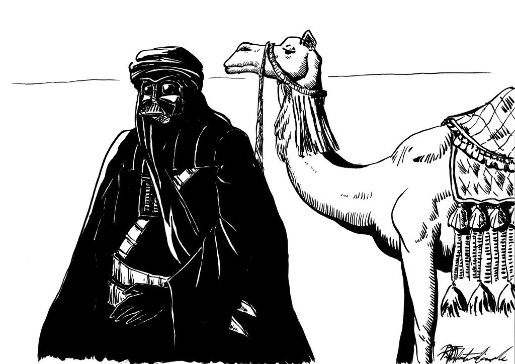 Shariff Ali Ibn Vader by Argamenax