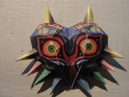 Majora's Mask by Floraski