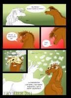 February's comic by Ehnala