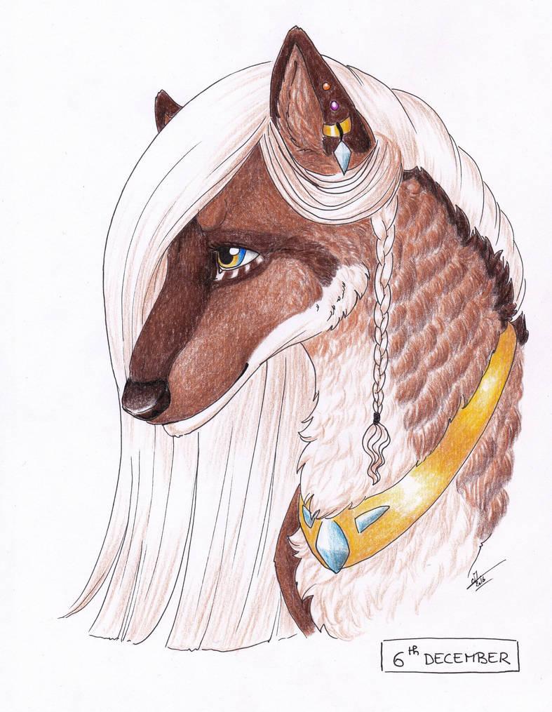 December 6th - Thyara by Ehnala