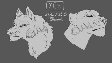 YCH - Headshots - 2/2 OPEN