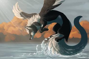 .: Like a fox, like a bird :.