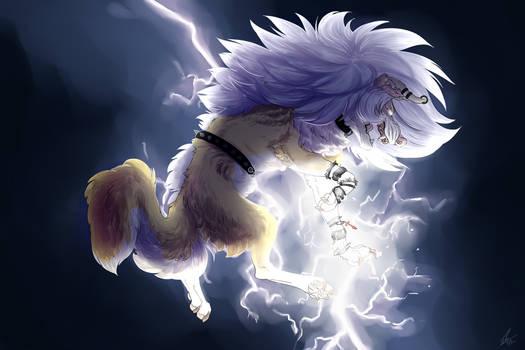 .: Thunder boy :.