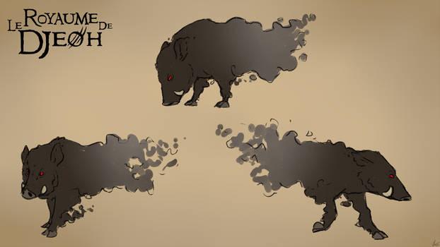 KoD - Dark creatures #4