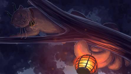 .: Light under the canopy :.