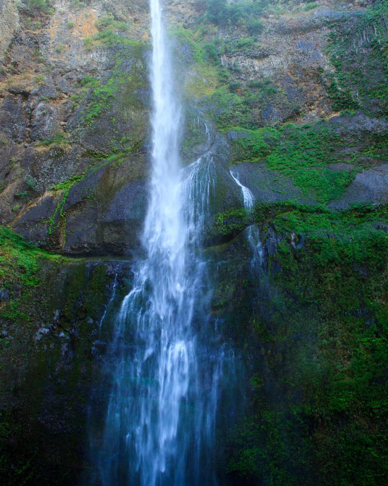 Multnomah Falls by JennDixonPhotography