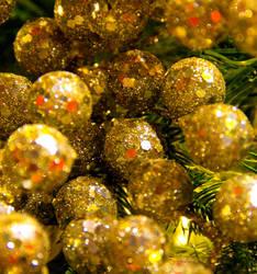 Christmas Bling by JennDixonPhotography