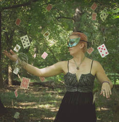The Magician by JennDixonPhotography