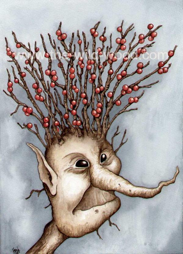Berryhead by WildWoodArtsCo