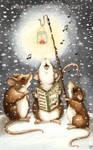 Carolling Mice