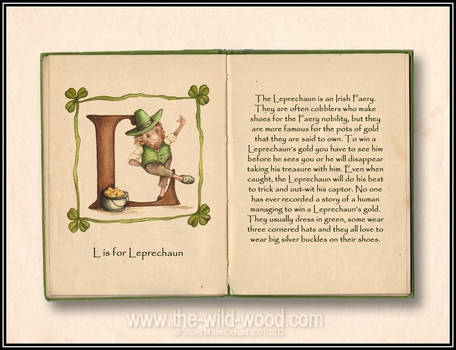 L is for Leprechaun