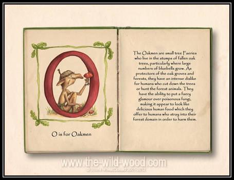 O is for Oakmen