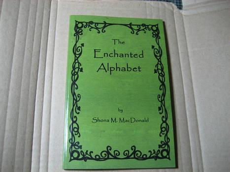 Enchanted Alphabet book cover