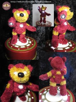 Iron Man Bear