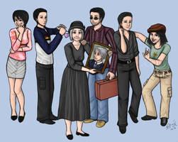 The Sims 2: Virtanen 1 by Zeggolisko