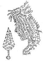 Word images by Zeggolisko