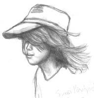 Cap and hair by Zeggolisko