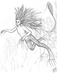 Resident of Atlantis by Zeggolisko