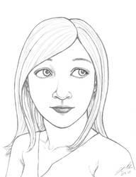 Emily's portrait by Zeggolisko
