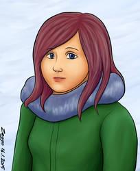 Winter by Zeggolisko