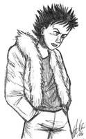 Akira: Tetsuo by Zeggolisko