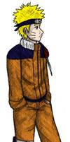 Naruto: Feelings - colored