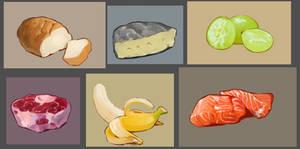 Food Study by Britzmark
