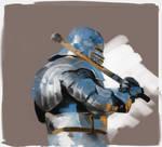 Painterly Knight