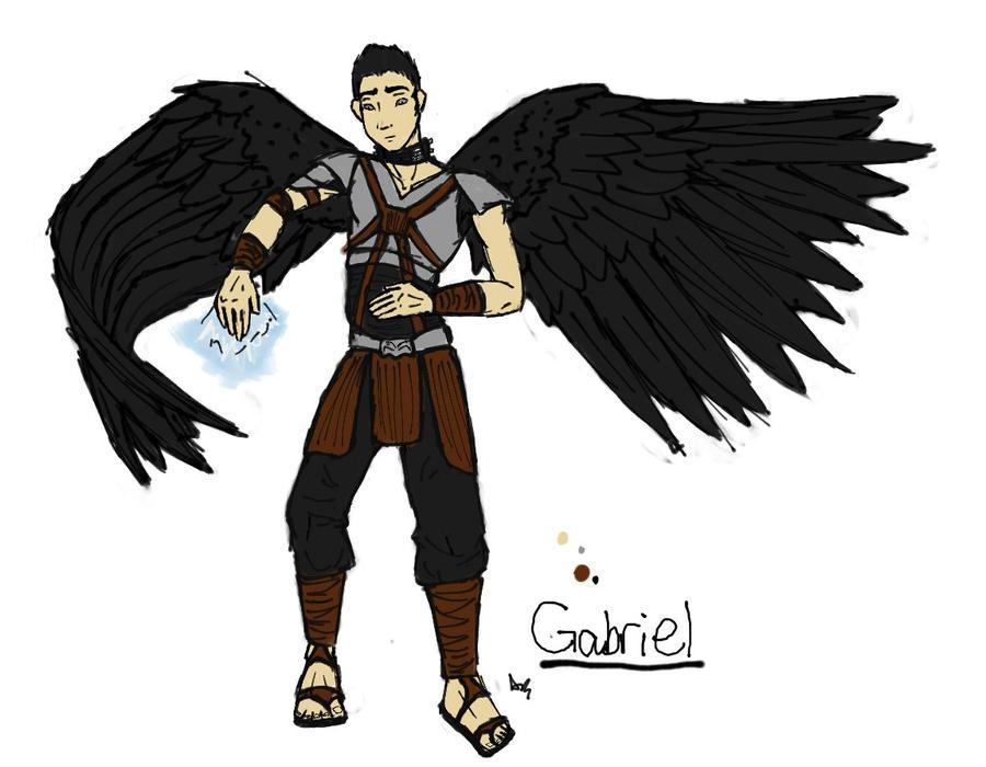 Gabriel-Legion by Somatra101
