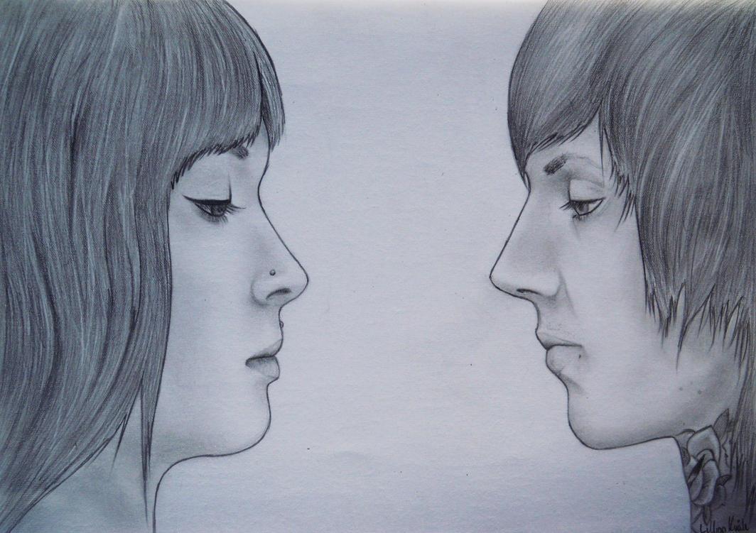 Oli and Amanda by leeinanimus