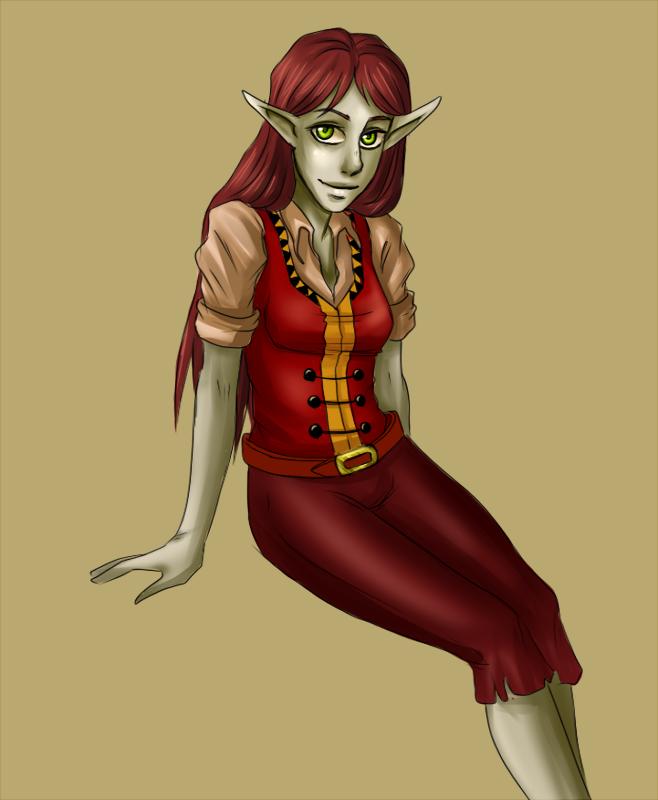 Laura by Moferiah